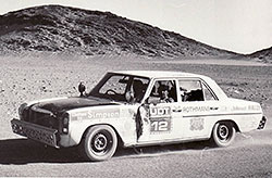 Moss, Taylor, Sell - 1974 Mercedes